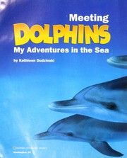 Cover of: Meeting dolphins | Kathleen Dudzinski