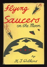 Cover of: Flying Saucers on the Moon |