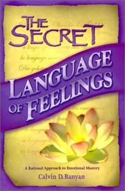 Cover of: The Secret Language of Feelings