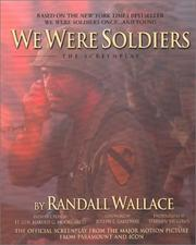 Cover of: We were soldiers