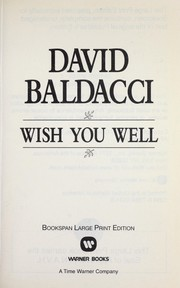 Cover of: Wish you well