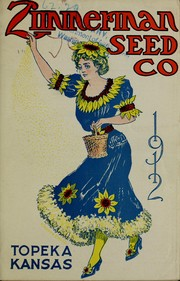 Cover of: 1912 [catalog] | Zimmerman Seed Co