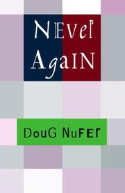 Cover of: Never Again | Doug Nufer