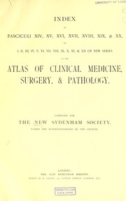 Cover of: Atlas of clinical medicine, surgery, and pathology