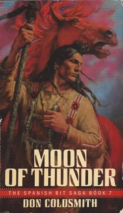 Cover of: Moon of Thunder