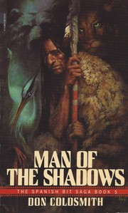 Cover of: Man of the shadows