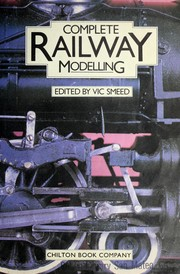Cover of: Complete Railway Modelling | Vic Ernest Smeed