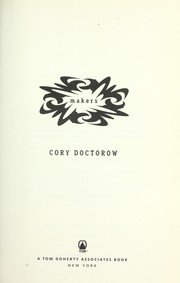 Cover of: Makers | Cory Doctorow