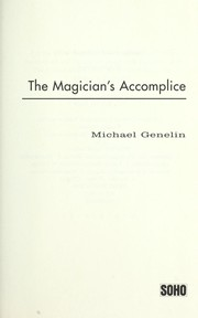 Cover of: The magician's accomplice | Michael Genelin