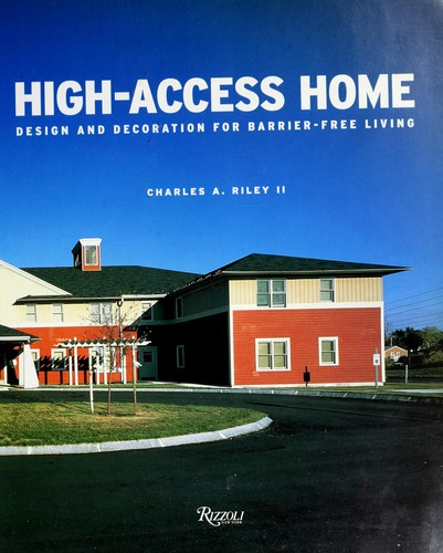High access home design and decoration for barrier free for Barrier free home plans