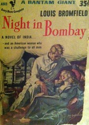 Cover of: Night in Bombay