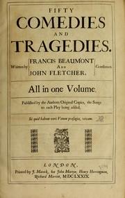 Cover of: Fifty Comedies and Tragedies