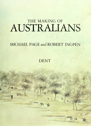 The Making of Australians by Michael Page