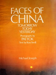 Cover of: Faces of China | Pat Fok