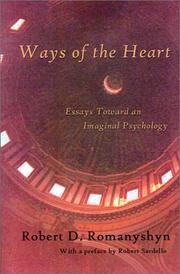 Cover of: Ways of the Heart