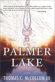 Cover of: Palmer Lake