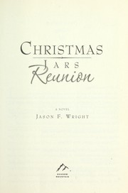Cover of: Christmas jars reunion: a novel