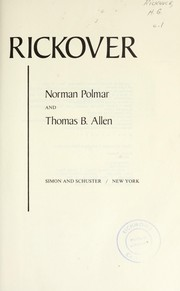 Cover of: Rickover