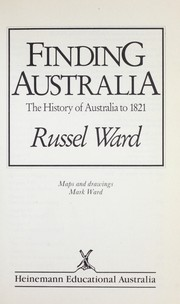 Cover of: Finding Australia