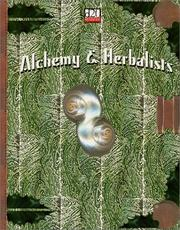 Cover of: Alchemy & Herbalists | Steven Schend