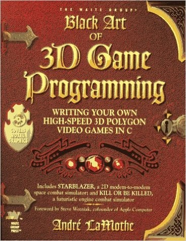 The Black Art of 3D Game Programming by Andre LaMothe