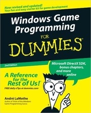Cover of: Windows game programming for dummies