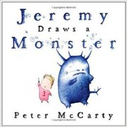 Cover of: Jeremy draws a monster