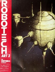 Cover of: Robotech art 3 | Carl Macek