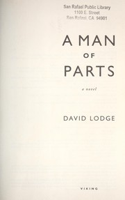 Cover of: A man of parts | David Lodge