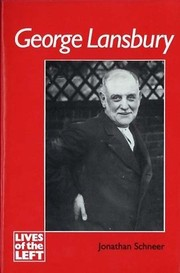 Cover of: George Lansbury