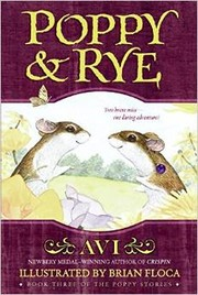 Cover of: Poppy and Rye