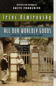 Cover of: All our worldly goods