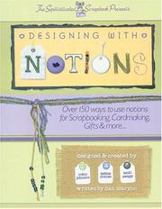 Cover of: Designing With Notions | Dan Maryon
