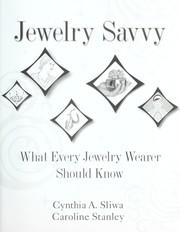 Jewelry savvy
