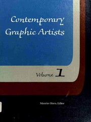 Cover of: Contemporary graphic artists