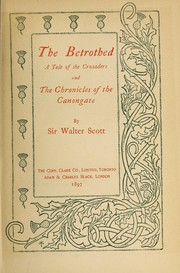 Cover of: The Betrothed | Sir Walter Scott