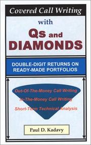 Cover of: Covered Call Writing with Qs and Diamonds