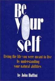 Cover of: Be Yourself