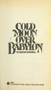 Cover of: Cold Moon Over Babylon