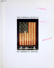 Cover of: The National Museum of American History | Shirley Abbott