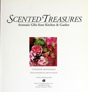 Scented treasures : aromatic gifts from kitchen & garden