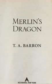Cover of: Merlin's dragon