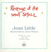 Cover of: Revenge of the small Small