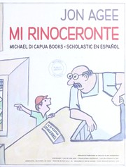 Cover of: Mi rinoceronte