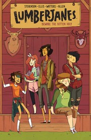 Lumberjanes /Friendship to the max
