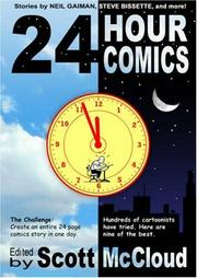 Cover of: 24 Hour Comics