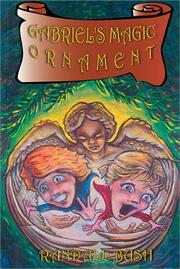Cover of: Gabriel's Magic Ornament