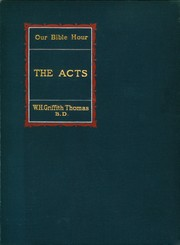 Cover of: The Acts
