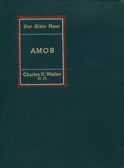 Cover of: Amos |