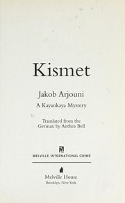 Cover of: Kismet